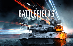 Battlefield 3 - Armored Kill Custom Poster by BillyM12345