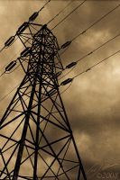 Electric heights by CasePhoto