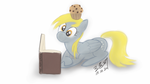 Reading Derpy by ReadToasts