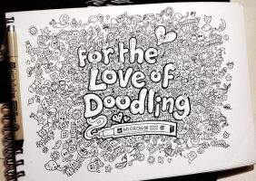 For the love of doodling by orioncreatives