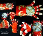 Vongola Gear Gloves by PriSuicun
