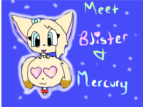 Meet the two friends Blister and Mercury by AnimalCupcake98297