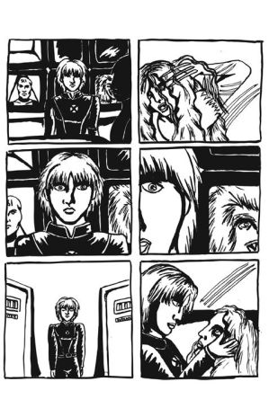 Old X-men Fancomic Page 3