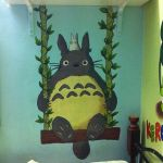 Totoro by Squariee