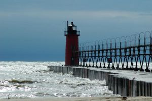 South Haven Lighthouse 2 by SamuelSeitler