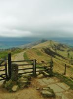 Peak District - Mam Tor by PhilsPictures