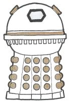 E is for The Emperor Dalek by crpechonick