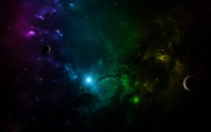 The Universe!! by Johndoop