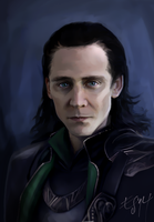 Thousand and one Loki by eleathyra