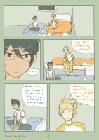 HS - Jake x Dirk - On a Friendly Basis - Page 1 by ChibiEdo