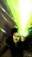 Harry Potter Avada Kedavra by mary-dreams
