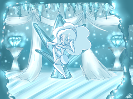 Steven Universe: Diamond's Room by PrincessCallyie