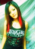 Avenged Sevenfold Tank Top by ColorMeVicious