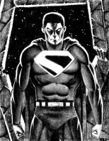 Surly Superman by Frohickey