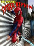 Spider-nephew by Q-Dog2099