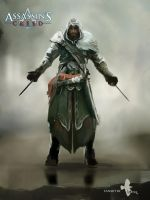 assasin's creed revelations by LeksaArt