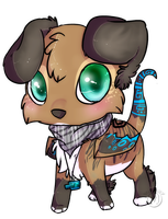 chibi by Quelux