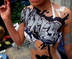 Body Painting 3 by kirpy