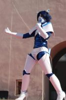 Strategos Six cosplay by AshesAndRainbows
