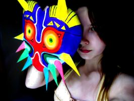 Majora and I by Viveeh