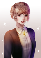Kate Marsh by pershun