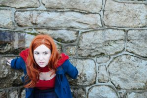 Amy Pond - I'll always follow by moonflower-lights