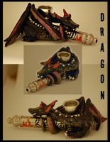 Dragon Pipe by Kyttibat