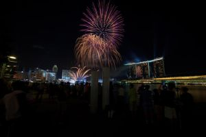 Youth Olympic Games fireworks3 by Shooter1970