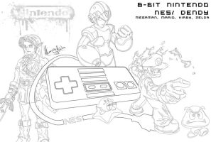 NES Forever by ckymonarch