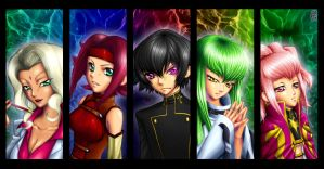 Code Geass: Reasons to Watch by PhoenixBird16