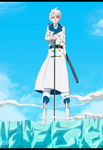 Hitsugaya is back! by FabianSM
