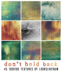 Don't Hold Back by lookslikerain