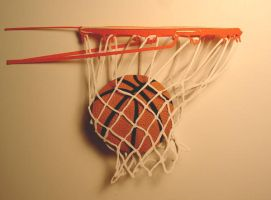 Basketball Detail by paperfetish