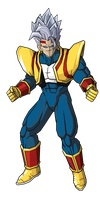 Super Baby Gogeta 2 by RobertoVile