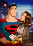 Classic Superman and Lois by DESPOP