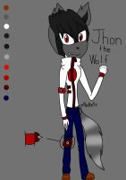CE: Jhon's re-design ref by Doggshort2