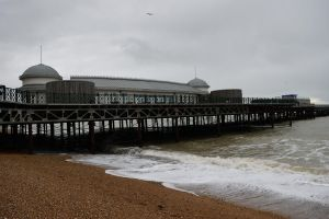 DSC 0087 Hastings Pier 2 by wintersmagicstock