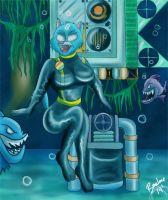 Underwater Maze by The-B-Meister