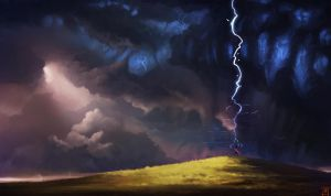 Summer Storm by Solfour