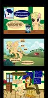 Ask Galetea comic short by Vector-Brony