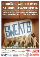 SWEATS - flyer by sapi91