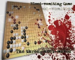 The Blood Vomiting Game by gwen974