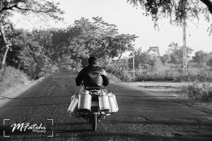 Milkman on Delivery by mfatehi
