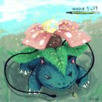 03 - Venusaur by wallyjones
