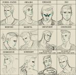 Pax expressions by Mestav