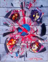 The Beatles Break Up:  The End of an Era  Redux by montalvo-mike