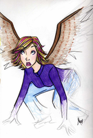 Maximum Ride by AlmostBlue