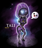 Chibi Tali by Incognito44