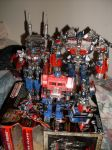 My Three Optimus Primes by ElectroniaPrime
