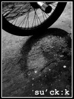 Wheel Reflection by netkids